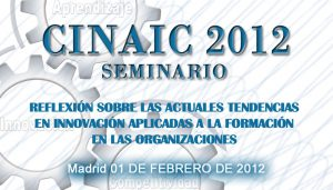 Cartel Seminanio 2012