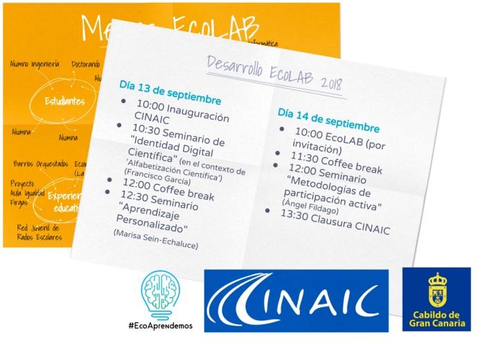 Programa Jornadas CINAIC 2018