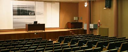 Salón de Actos ICE U. Zaragoza